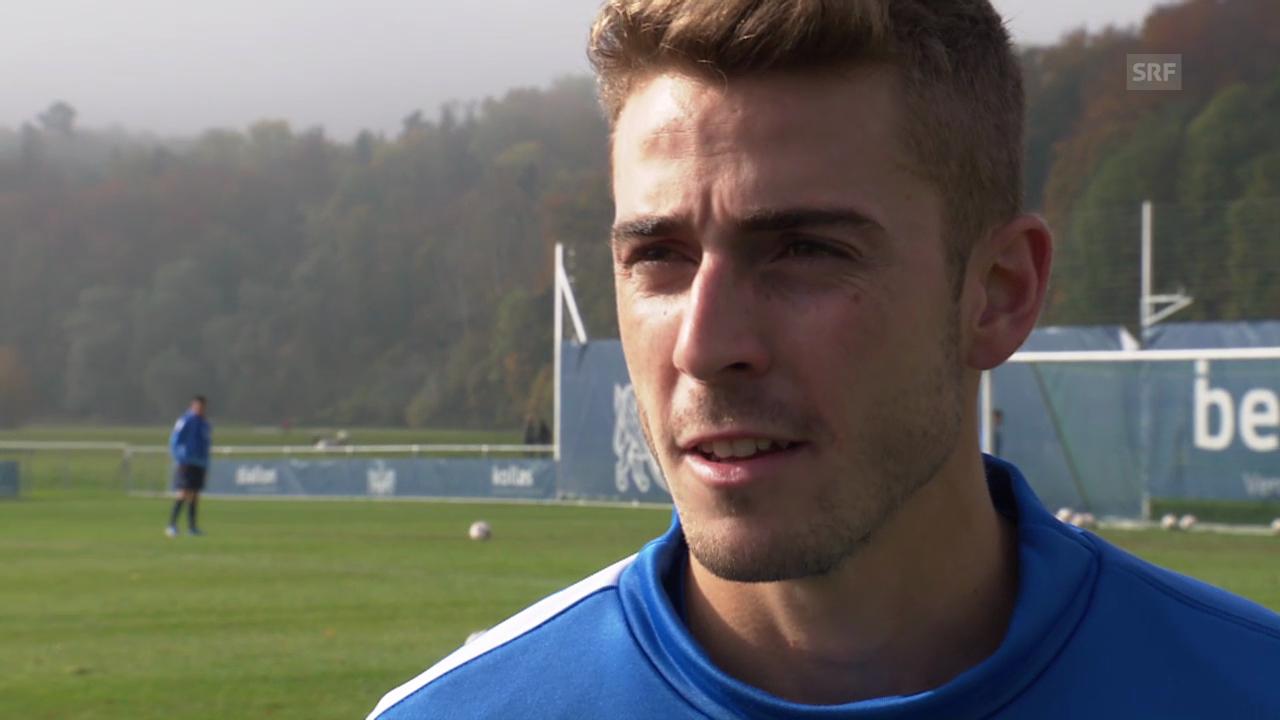 Marco Schönbächler: «Jahrelange Rivalität»
