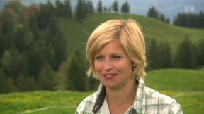 Video «Sabine Dahinden: Schwieriger Einsatz am Berg» abspielen