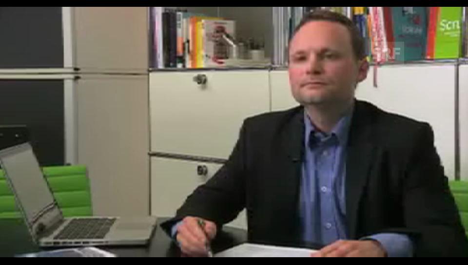 Benjamin Manz im Interview