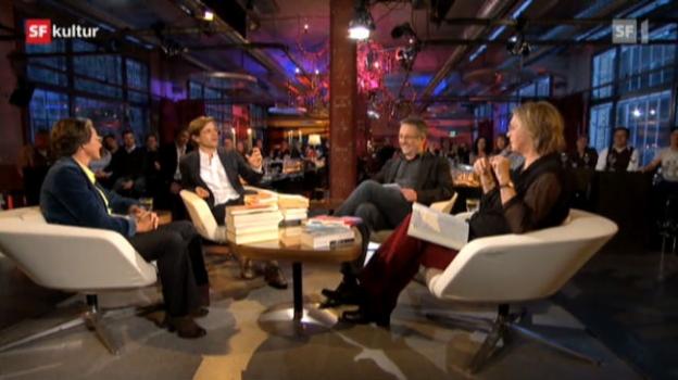 Video «Die Bücher der Sendung vom 16.10.2012» abspielen