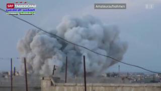 Video «Russland setzt in Syrien erstmals Marschflugkörper ein» abspielen