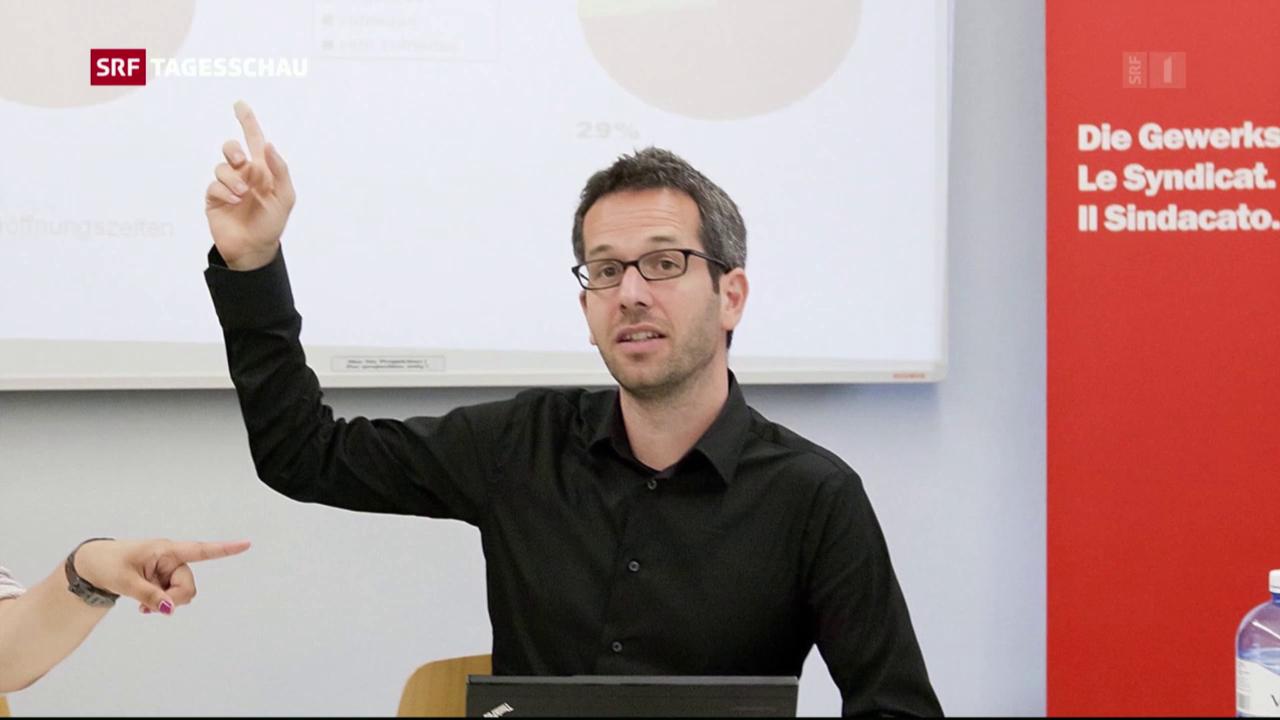 Roman Burger bei Unia entlassen