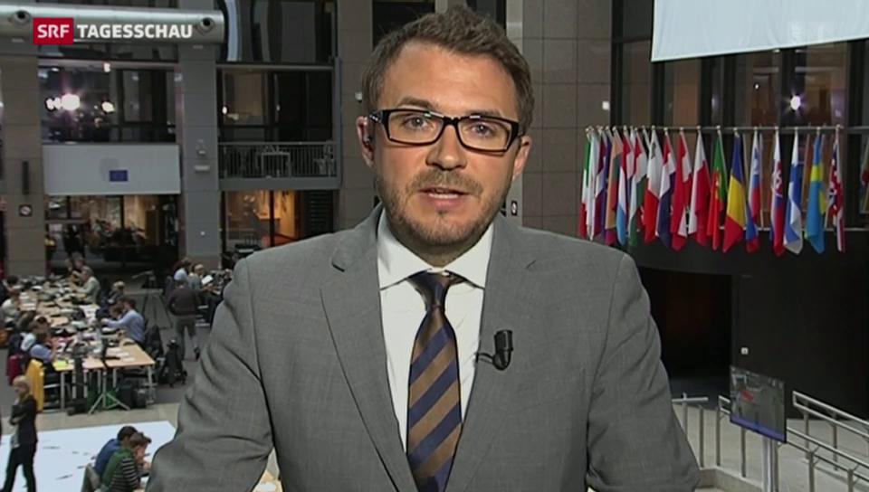 SRF-Korrespondent Sebastian Ramspeck zum Zeitplan