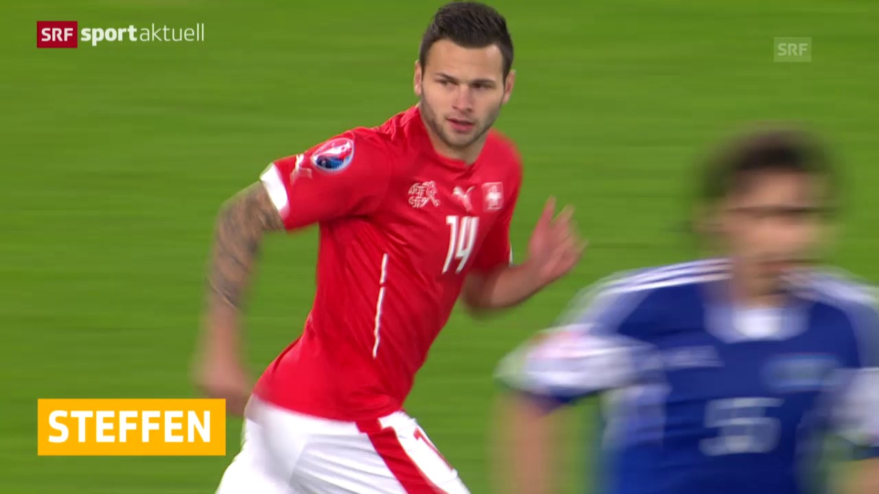 Fussball: Renato Steffen verpasst Spiel gegen die Slowakei («sportaktuell»)