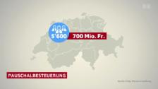 Video «Pauschalbesteuerung: Die Initiative kurz erklärt» abspielen