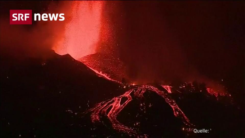 Tausende flüchten vor Vulkanausbruch