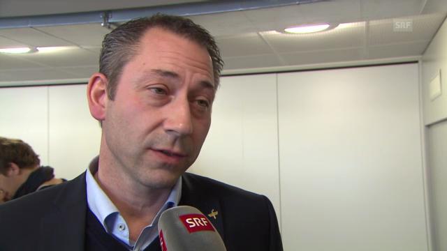 Eishockey: Interview mit Andre Rötheli