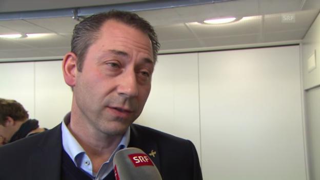 Video «Eishockey: Interview mit Andre Rötheli» abspielen