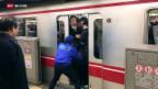 Video ««10vor10»-Weihnachtsserie: Bahnhof Tokio» abspielen