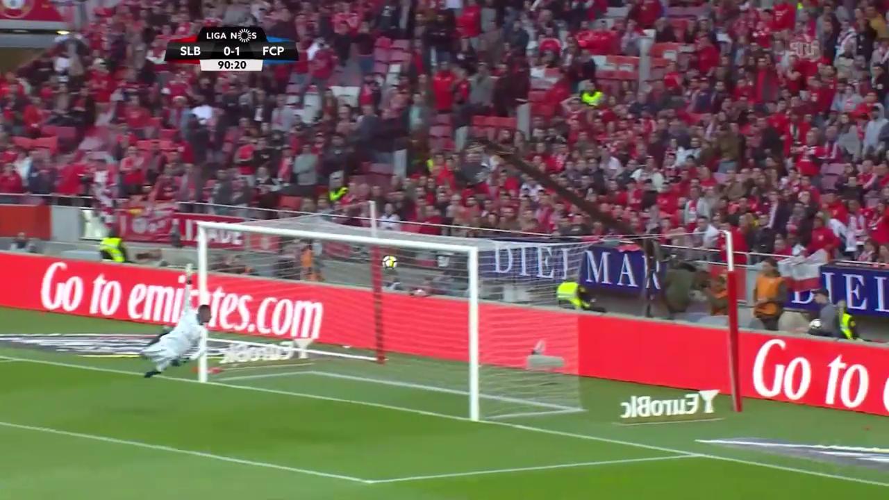 Herreras Traumtor entscheidet Spitzenspiel in Portugal