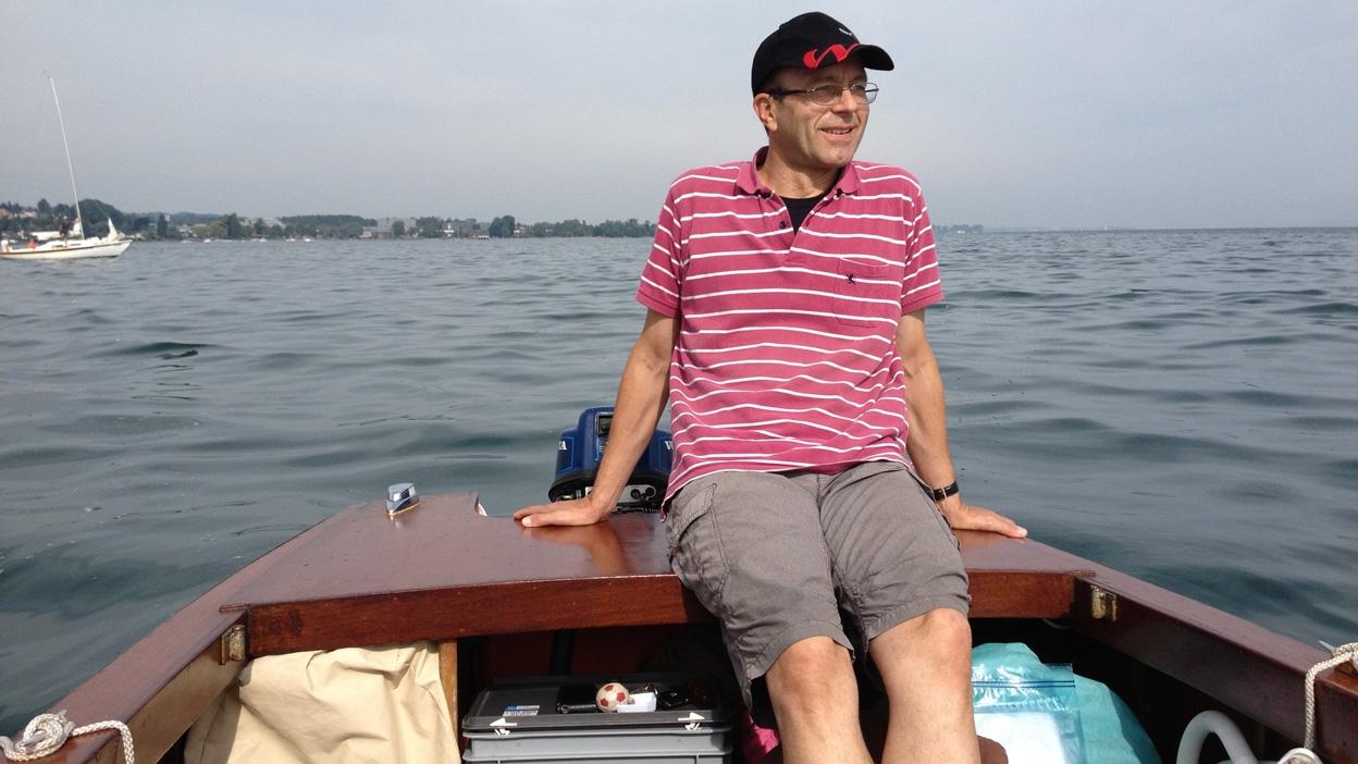 Seelsorge auf dem See (11.08.2015)