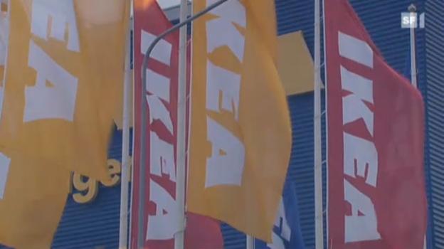 Video «Ikea wirft ältere Mitarbeiter raus» abspielen