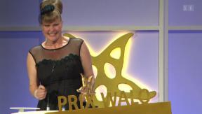 Video «Preisregen: Gewinner in elf Kategorien» abspielen