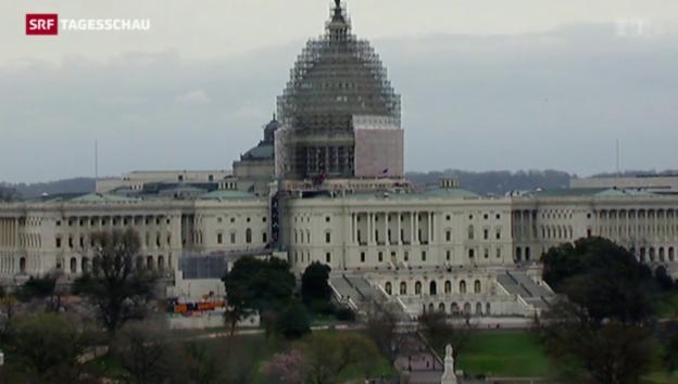 Video «NSA muss auf die Daten-Bremse stehen» abspielen