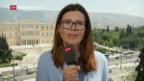 Video «Umstrittenes Reformprogramm in Griechenland» abspielen