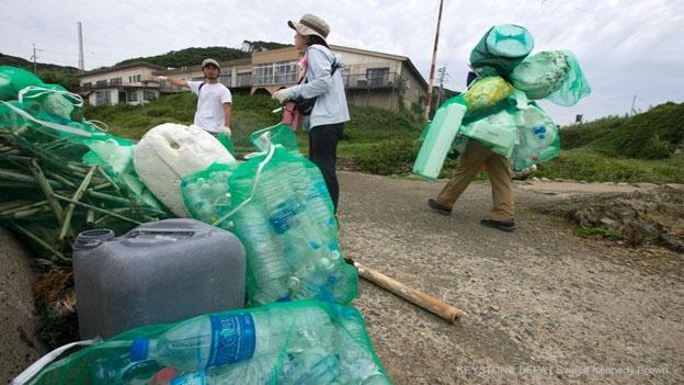 Plastikabfälle - Chinas Importstopp und die Schweiz