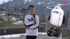 Laschar ir video «Giavischs da Nadal»