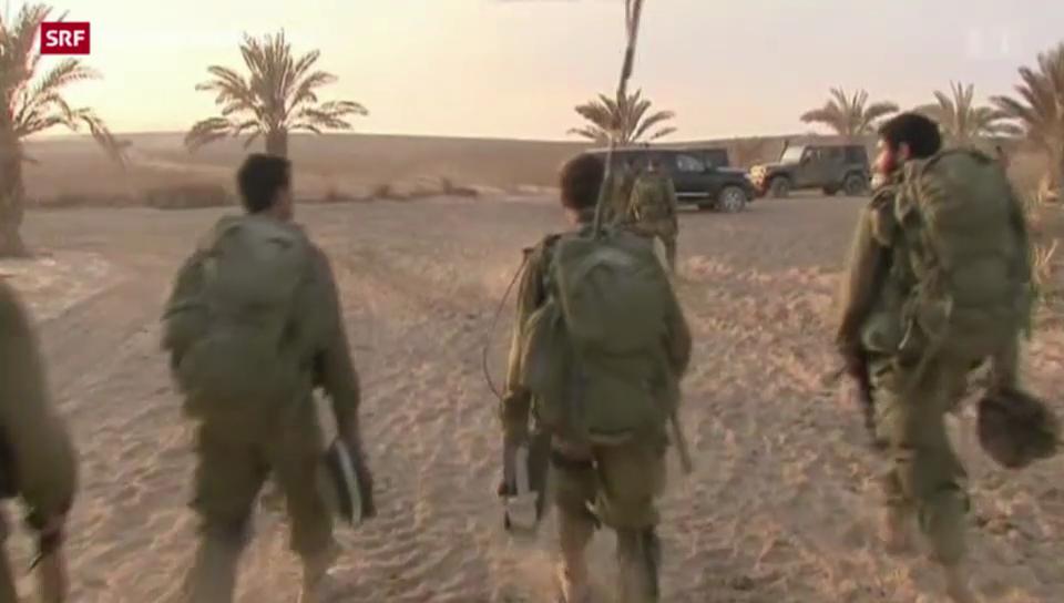 Aufatmen im Nahen Osten