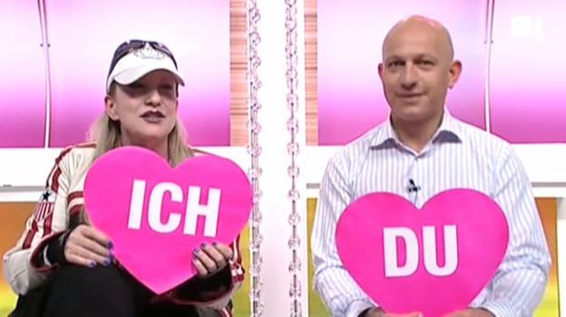Video «Natacha und Dominik» abspielen