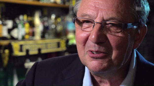 Video ««Als Kommentator siehst du von der WM am wenigsten»» abspielen