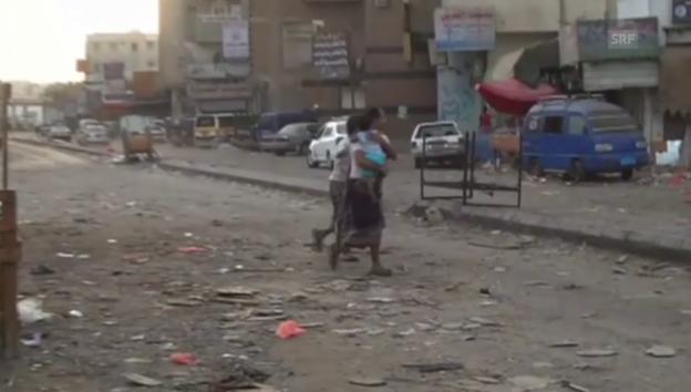 Video «Blutvergiessen in Aden (unkomment.)» abspielen