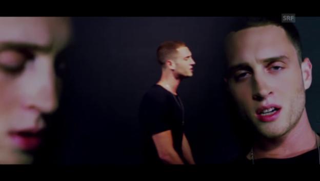 Video «Chet Hanx «Karma Tattoo»» abspielen