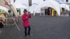 Video «Eröffnungsfest Gotthard Basistunnel» abspielen