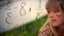 Video «Mathe in der Krise: «Einstein» entdeckt den Zauber der Zahlen» abspielen