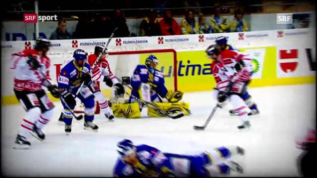 Spengler Cup und der NHL-Lockout (Beitrag «sportaktuell»)