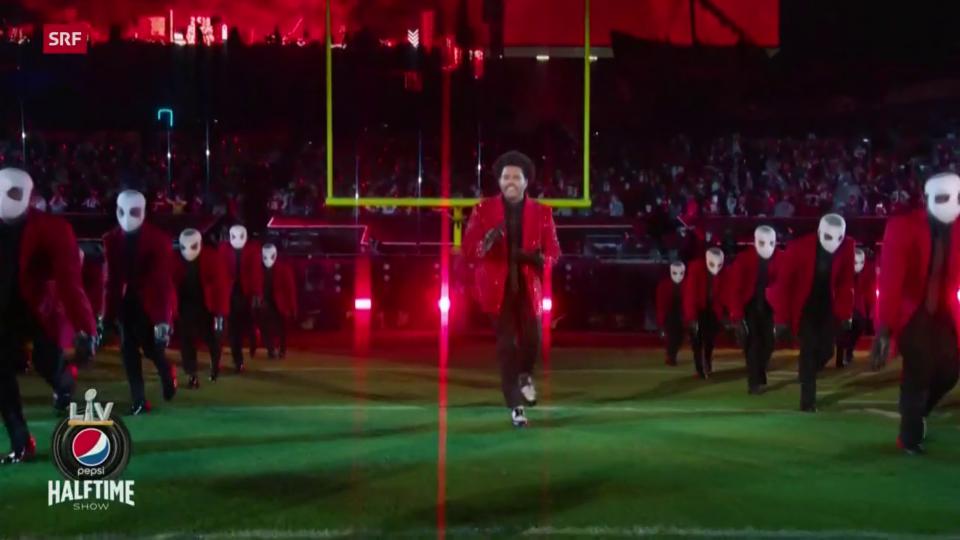 The Weeknd: Die Super-Bowl-Halbzeitshow