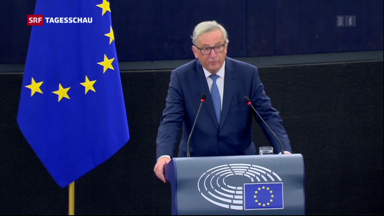 Junker zur Lage der EU