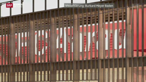 Video «Stadionstreit vor Bundesgericht» abspielen