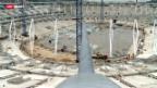 Video «Gigantisches Facelifting: Rios berühmtes Stadion rüstet sich» abspielen