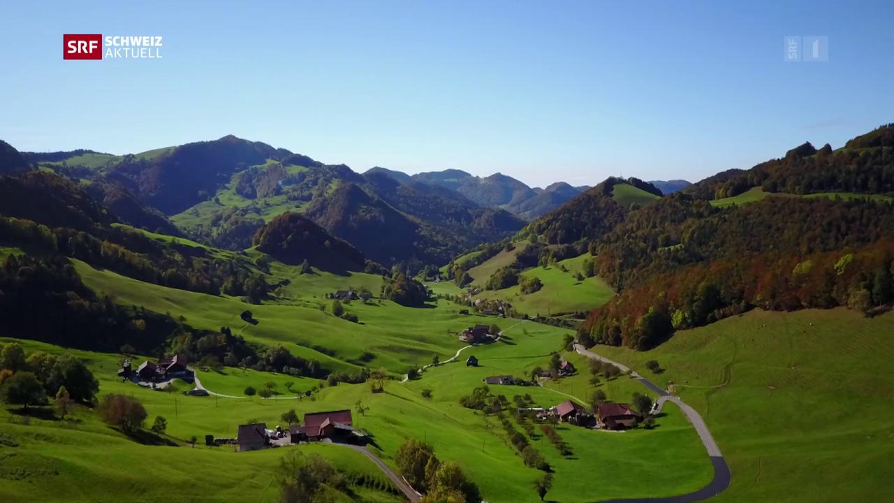 Dorfgeschichten - Beinwil kämpft gegen die Landflucht