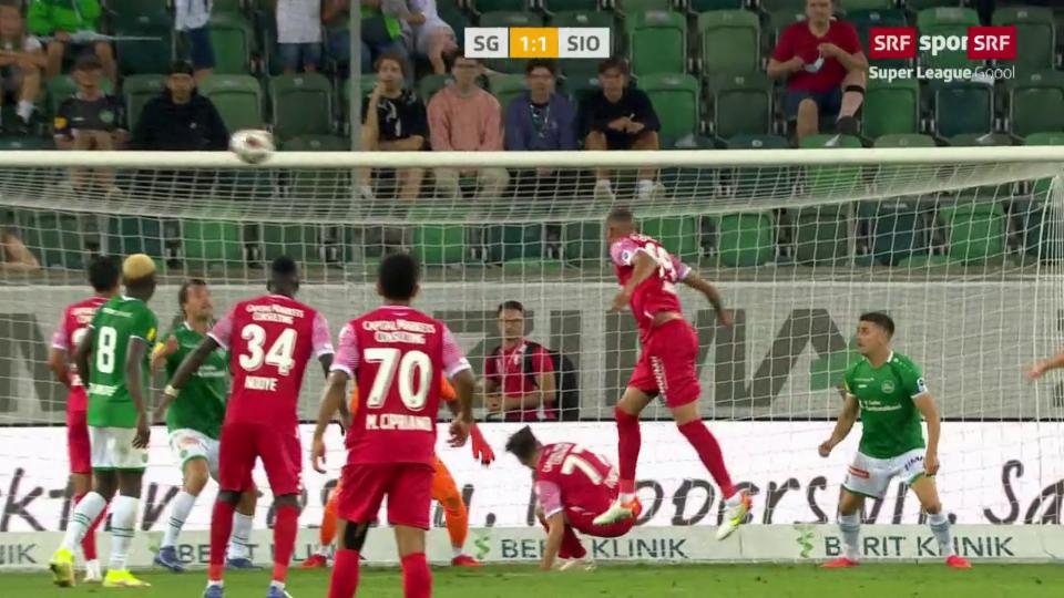 Sion fa grazia ad in gol tardiv in punct a Son Gagl