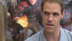 Video «Dank Drachen zu den Oscars: Im Gespräch mit Simon Otto» abspielen