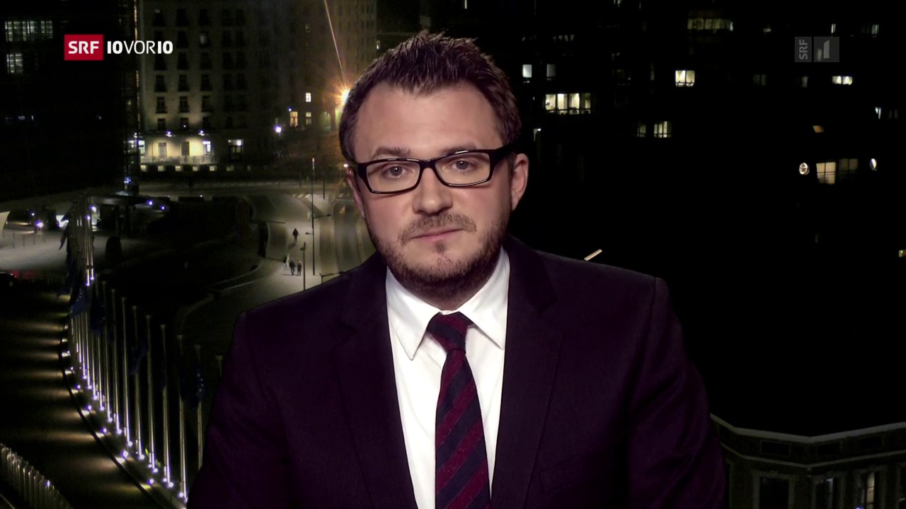 Korrespondent Ramspeck: «EU kann nur verlieren»