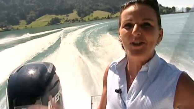 Video «Luxus-Serie Teil 3: Karin zu Schaumburg-Lippe» abspielen