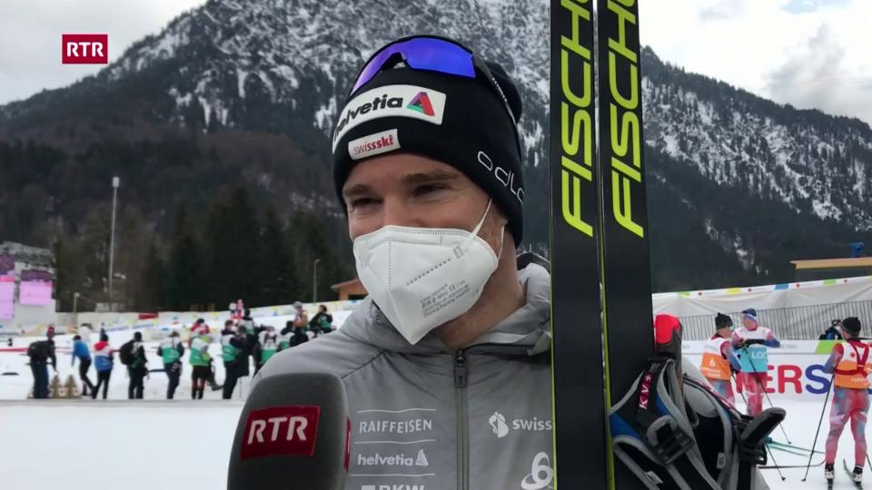 Oberstdorf: Dario Cologna suenter cursa da 50 km stil classic