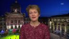 Video «Bundesrätin Sommaruga: «Grosser Fortschritt für jüngere Menschen»» abspielen