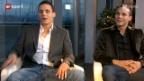 Video «David und Philipp Degen im «Lounge-Gespräch»» abspielen