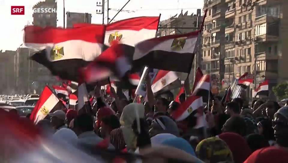Grosse Erwartungen an Sisi