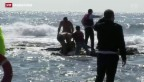 Video «Mehrere Boote in Seenot – oder schon gesunken» abspielen