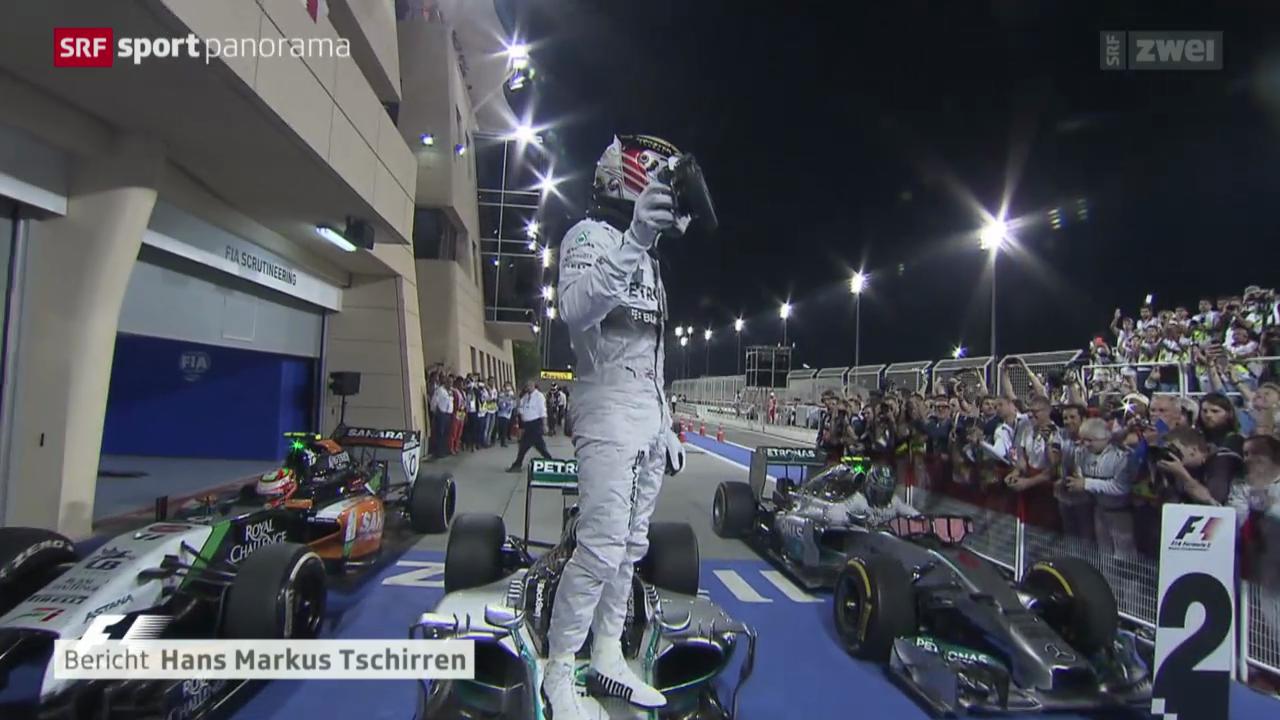 Formel 1: GP Bahrain