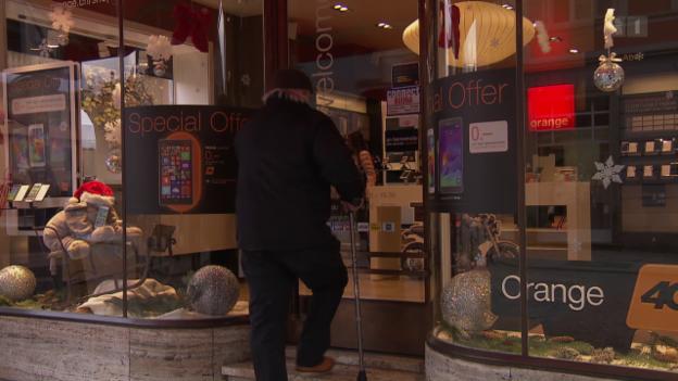 Video «Rechnungs-Chaos und gesperrte Handys: Orange verärgert Kunden» abspielen