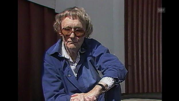 Video ««Astrid Lindgren über sich», 22.1.1989» abspielen