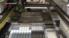Video «Industrialisierung 4.0» abspielen