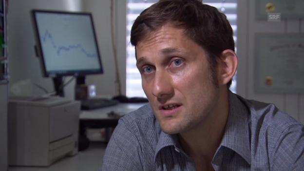 Video «Beat Hintermann kritisiert Klimapolitik» abspielen