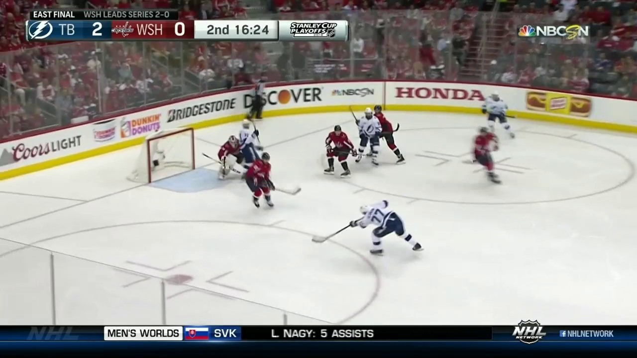 Hedman sorgt mit dem 3:0 für Vorentscheidung