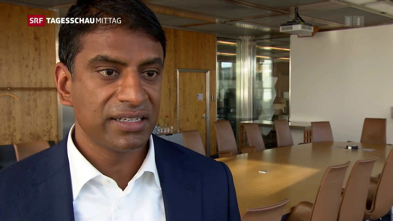 Vasant Narasimhan zur Firmenkultur von Novartis